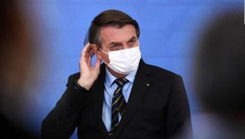 La ironía de Bolsonaro: Ahora soy un genocida