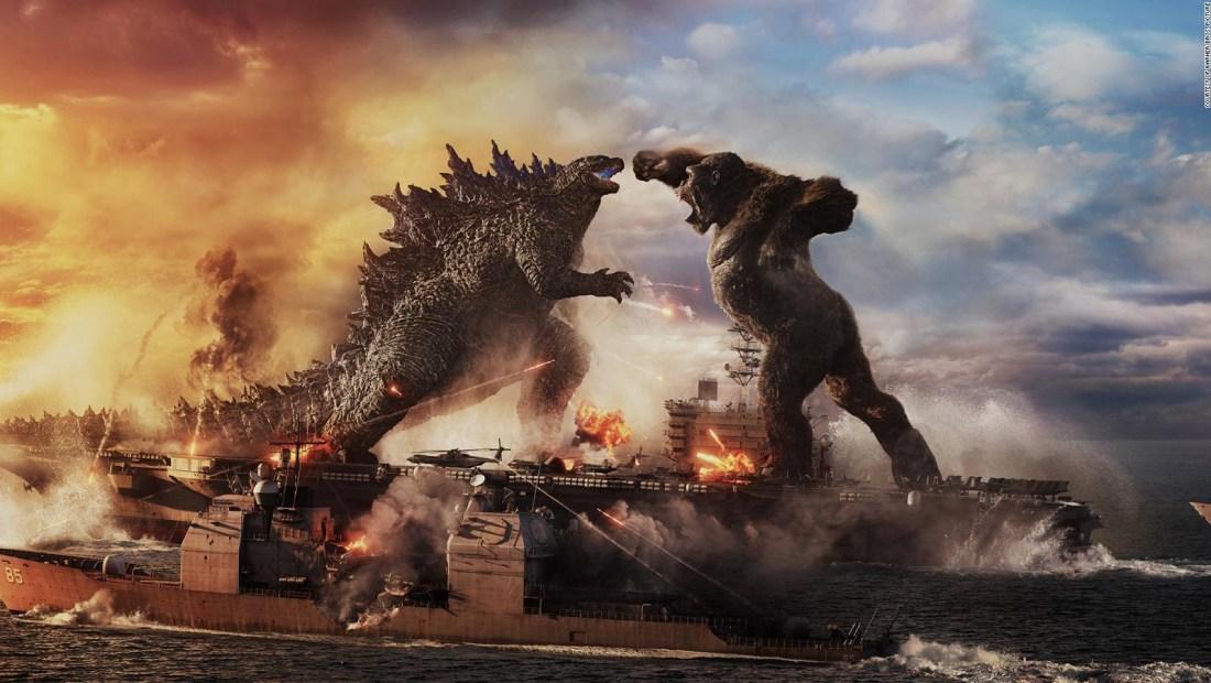 Esperan recaudar más de 20 millones con Godzilla vs Kong