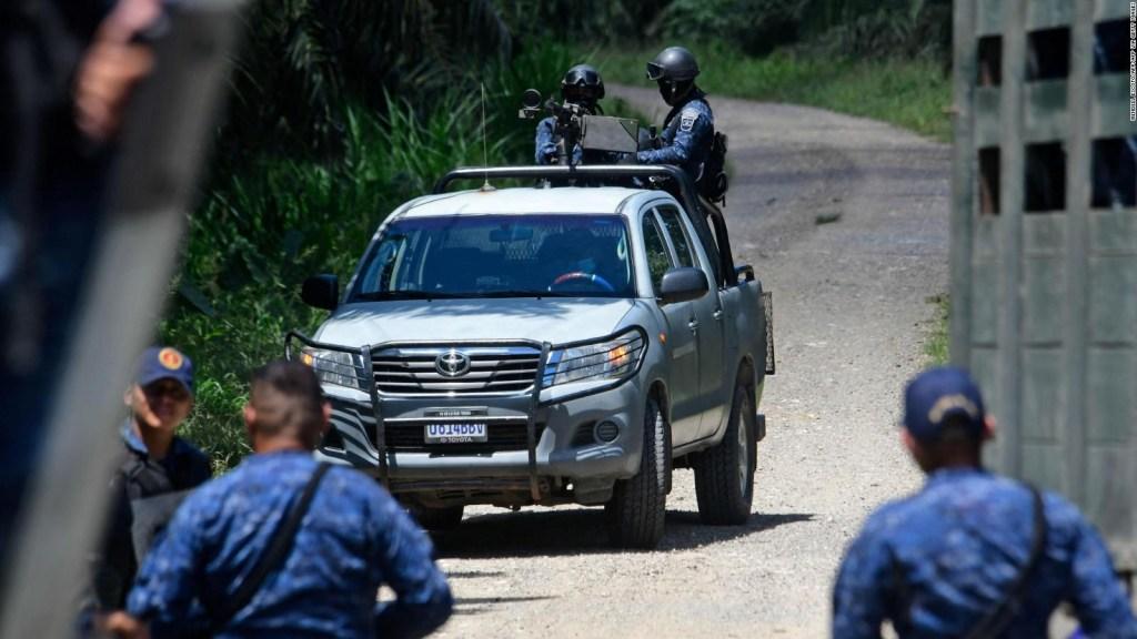 El operativo guatemalteco ante el avance de inmigrantes