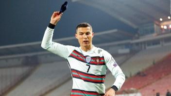 Cristiano Ronaldo y su involuntario gesto humanitario