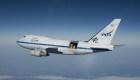 Observatorio aéreo de la NASA mide el oxígeno atómico en la mesosfera
