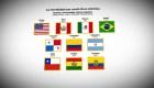 Los países con más mortalidad por covid-19 en América