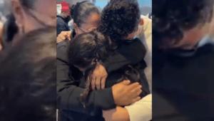 Menores migrantes detenidas al fin con sus madres en EE.UU.