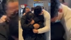 Madre e hija separadas se reencuentran después de 6 años
