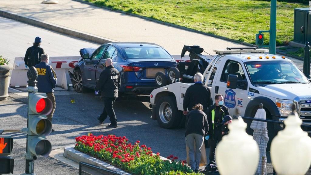 EE.UU. investiga móvil del nuevo ataque al Capitolio