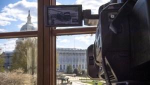 Impactantes imágenes de nuevo ataque contra el Capitolio