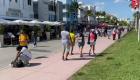 ¿Repuntará el covid-19 en la Florida tras el spring break?