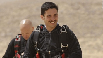 Jordania: príncipe, señalado en trama de conspiración