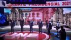 Lo más destacado del debate presidencial en Perú