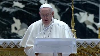 Los deseos del papa Francisco en Domingo de Resurrección