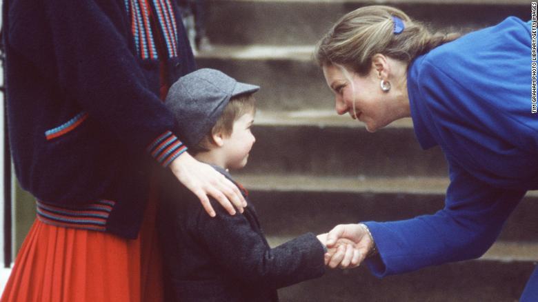 Príncipe William CNN