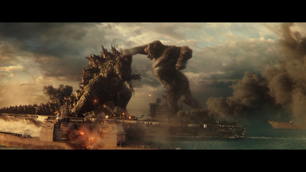 Godzilla or Kong ?: who is the hero