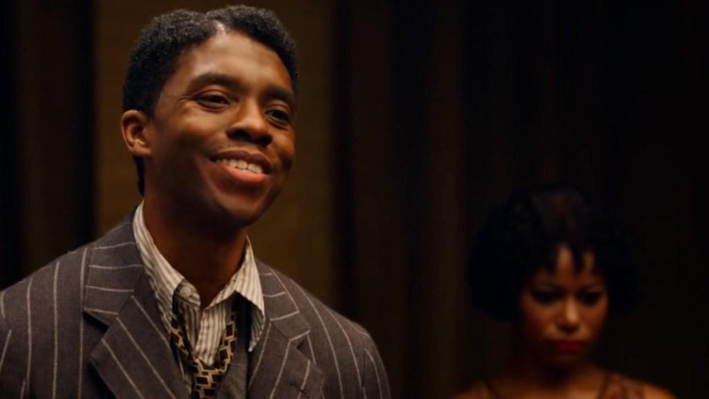Chadwick Boseman gana premio póstumo