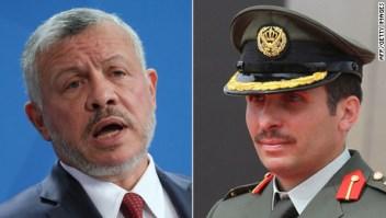 Rey de Jordania designa comisionado para atender escándalo