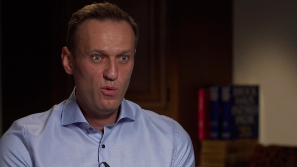 Huelga de hambre de Navalny como protesta ante Putin