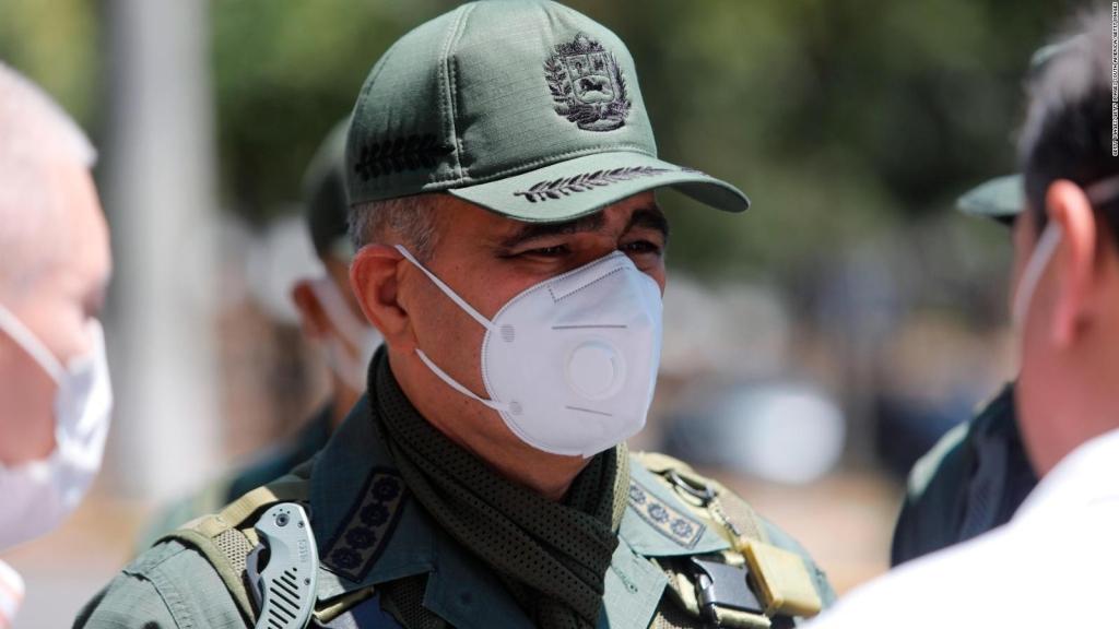 Venezuela: ministro da detalles de operación en Apure