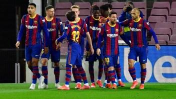 El FC Barcelona llegará inspirado para el Clásico