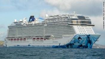 Cruceros CDC covid