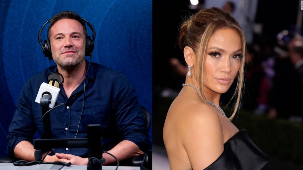 Écoutez les compliments de Ben Affleck à Jennifer Lopez