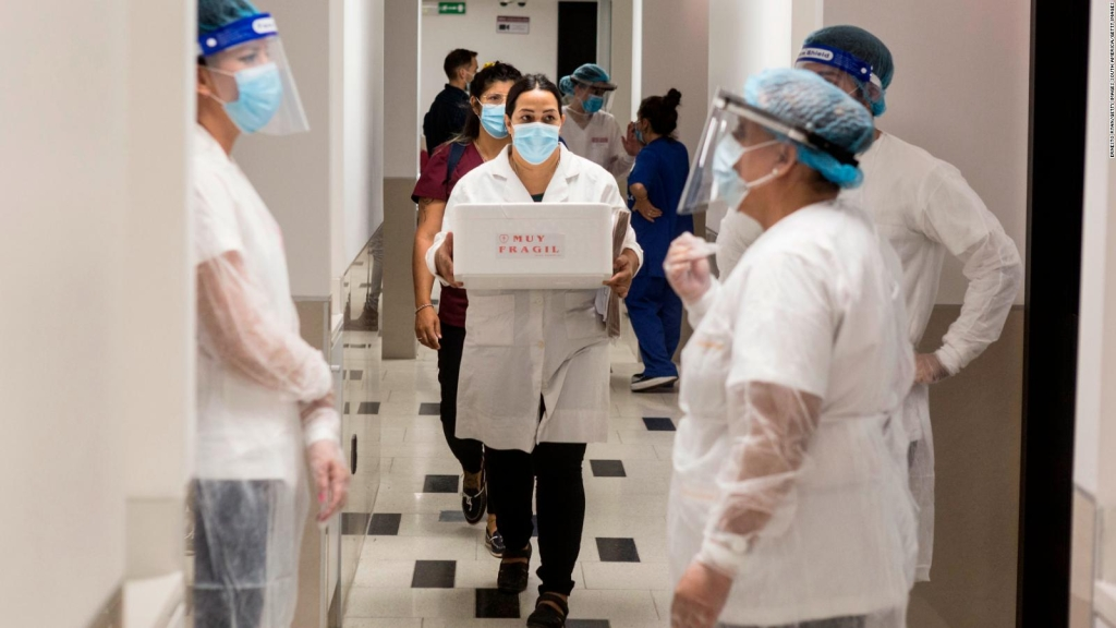 Uruguay, en el peor momento de la pandemia