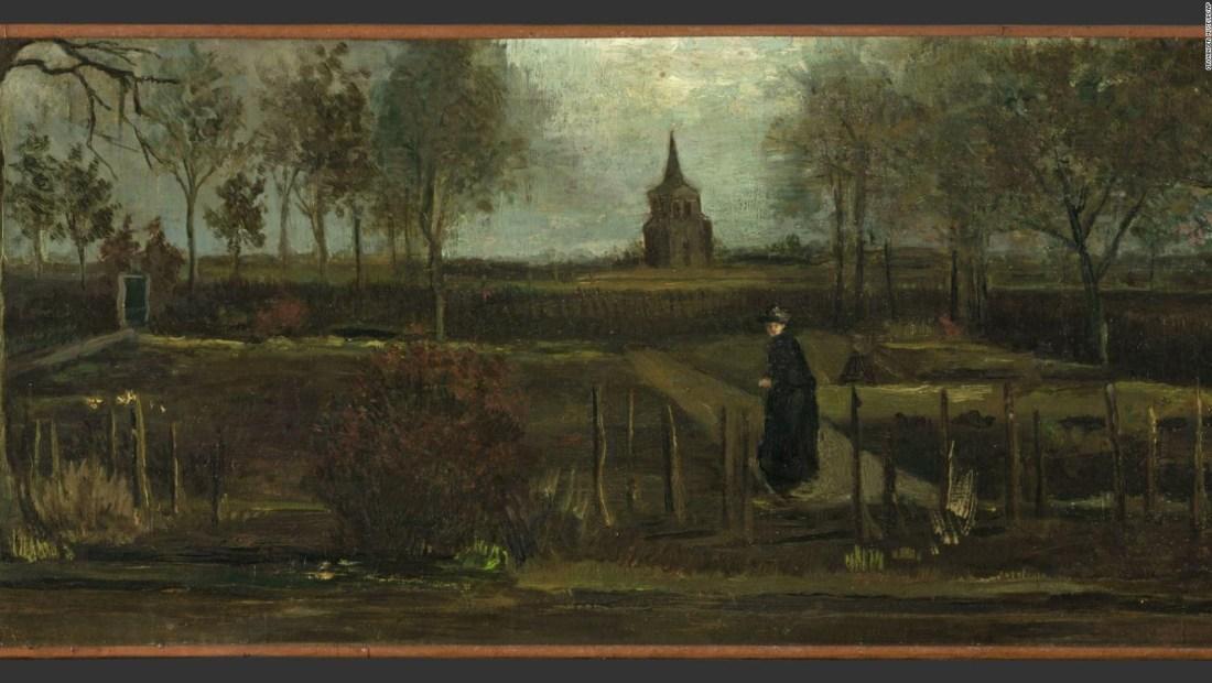 Detienen a sospechoso de robar obras de Van Gogh y Hals