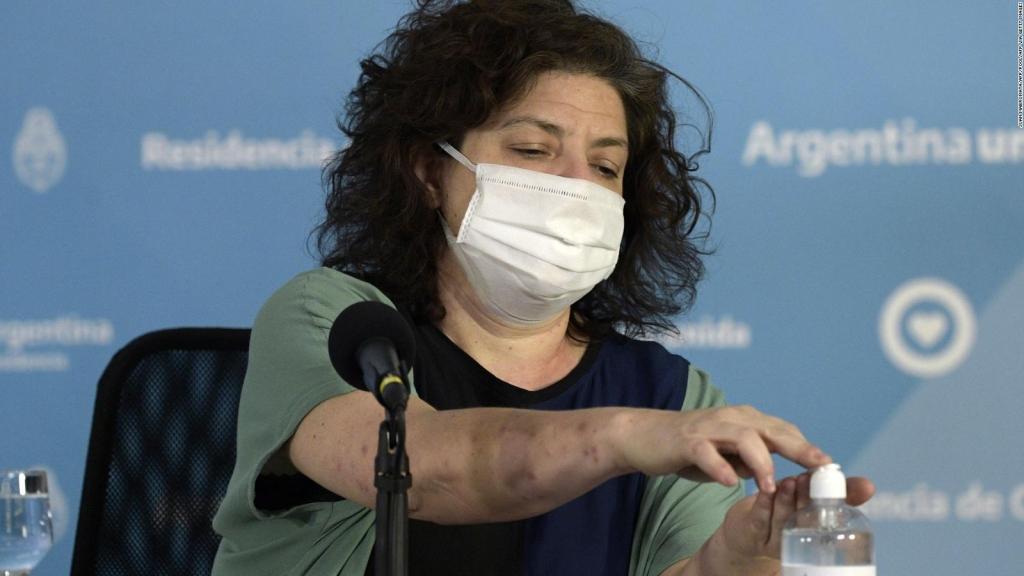 Argentina analiza restricciones ante nuevo rebrote