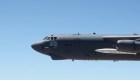 Falla un misil de la Fuerza Aérea de Estados Unidos