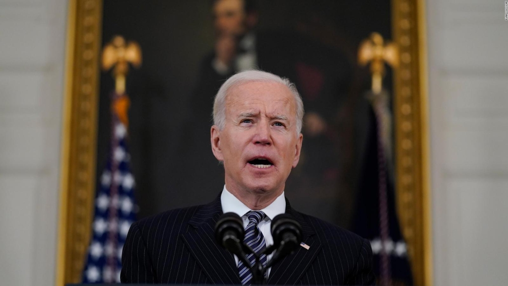 """Biden: """"We are in a situation of life or death against the virus"""""""