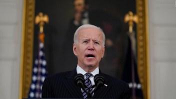 """Biden: """"Estamos en situación de vida o muerte contra el virus"""""""