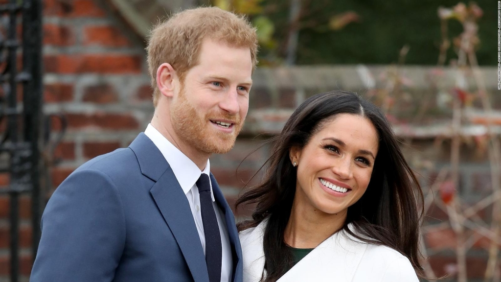 Harry and Meghan to produce their first series on Netflix