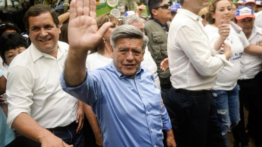"""César Acuña: """"No soy un corrupto"""""""