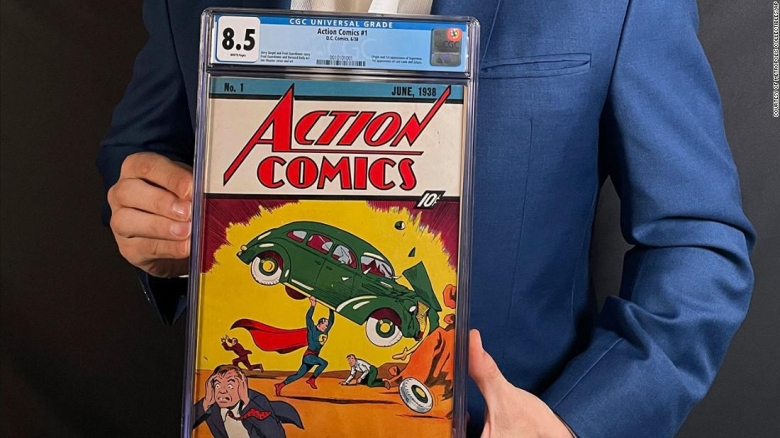 Superman cómic