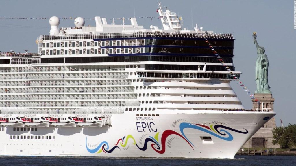 Empresa de cruceros pide reanudar actividades