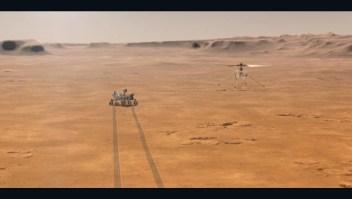 Sia y la NASA lanzan video en honor a Ingenuity en Marte