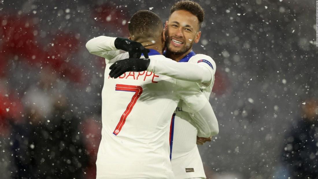 Con Mbappé y Neymar Jr., el PSG tiene razones para soñar