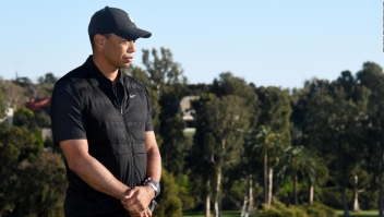 Agradece Tiger Woods tras revelarse causa de accidente