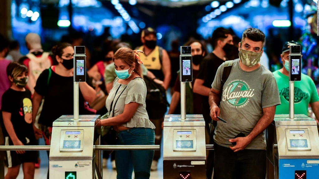Covid-19 en Argentina: las medidas frente a nueva ola