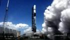 SpaceX pone en órbita satélites con conexión a internet