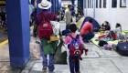 La infancia en riesgo de niños migrantes en Latinoamérica