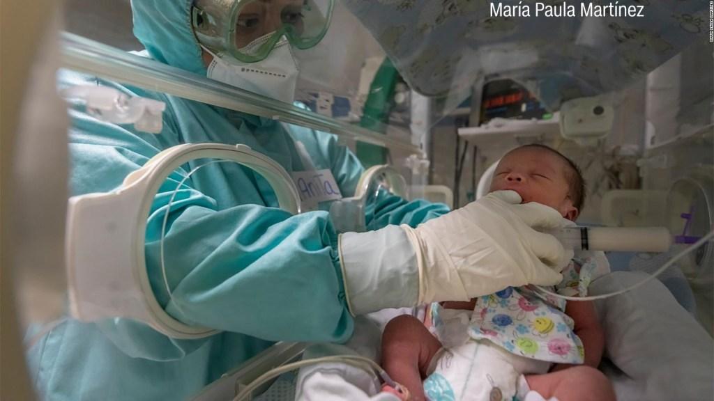Esta fotógrafa cuenta en imágenes la pandemia en México