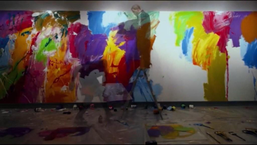 """Pareja """"interviene"""" por error una pintura de US$ 500.000"""