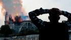 Así luce ahora la majestuosa catedral de Notre Dame tras el incendio
