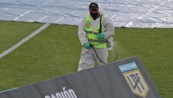 El fútbol argentino toma medidas drásticas por covid-19