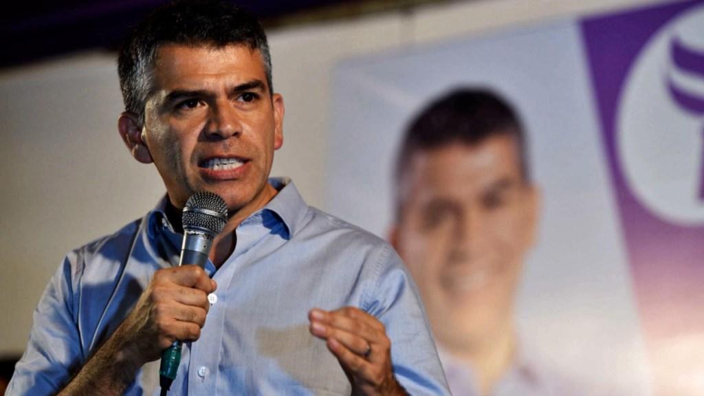 """Guzmán: """"Todos tenemos la posibilidad de pasar a segunda vuelta"""""""