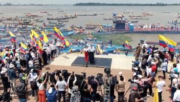 Cierran campañas electorales presidenciales en Ecuador