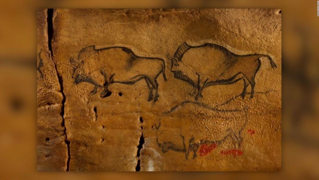 Pintores rupestres hacían obras en ambiente de poco oxígeno