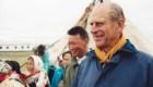 El compromiso del príncipe Felipe con el medio ambiente