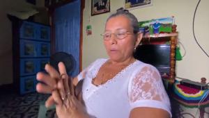 Abuela de niño migrante perdido: Gracias a Dios está bien