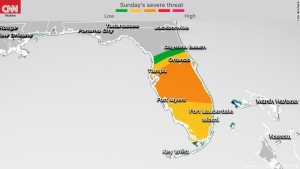 Florida tormenta