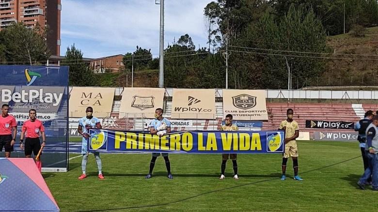 Colombia: equipo jugó con solo 7 futbolistas